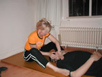 Rian, massage instructie